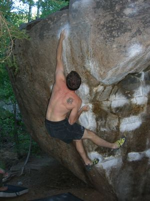 bouldering colorado