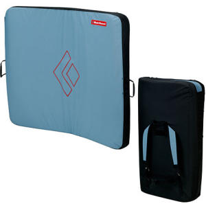 black diamond drop zone, black diamond crash pads, crash pads, bouldering pads, black diamond